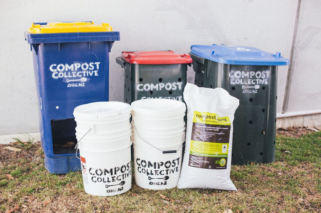 DIY Composting Systems